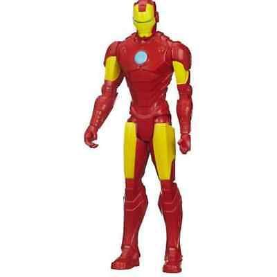 Marvel Avengers Titan Hero Iron Man,Capt America,War Machine or Thor 12in Figure