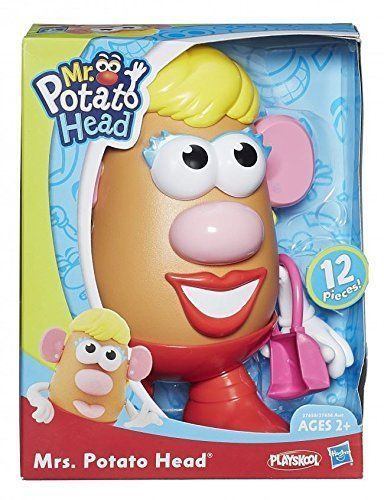 Playskool Mrs. Potato Head 2+ Years
